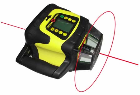 FRE207 Digital Rotary Laser Level